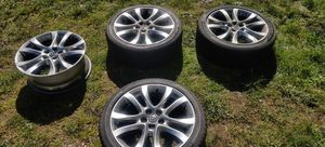 Photo Mazda6 Rims and 3 tires