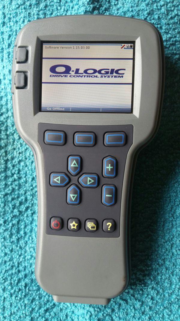 Pride quantum wheelchair q-logic handheld joystick