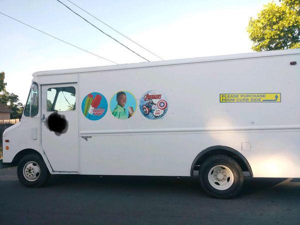 Ice Cream Truck For Sale >> Ice Cream Truck For Sale For Sale In Stockton Ca Offerup
