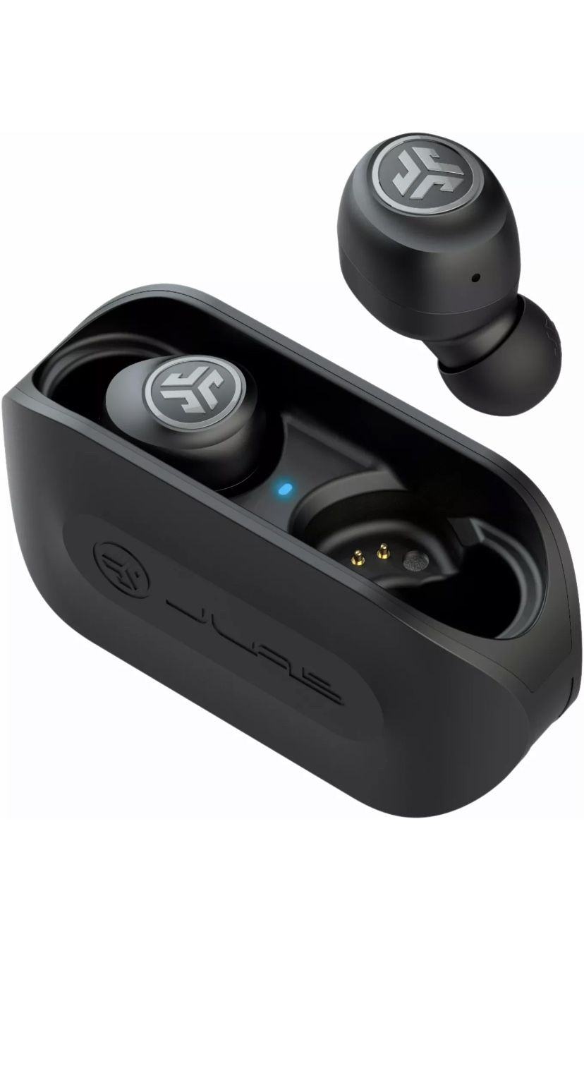 JLAB Audio Jbuds Air True Wireless Signature Bluetooth Earbuds / Charging Case