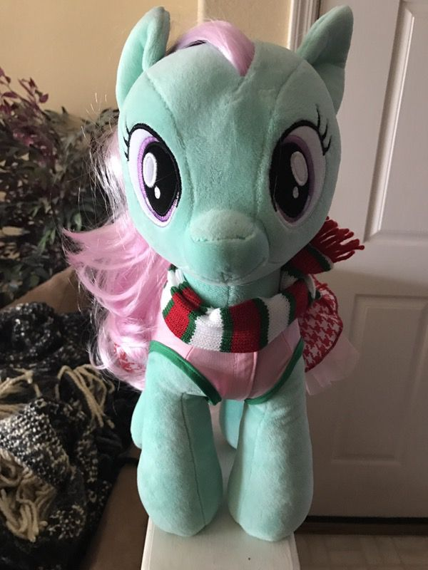 Build A Bear Minty My Little Pony Stuffed Animal For Sale In Phoenix