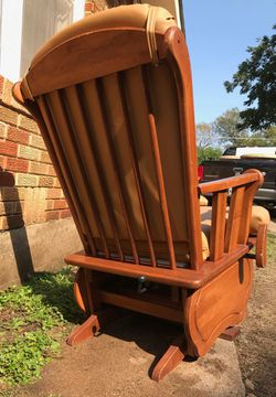 Newport Highback Glider Chair Thumbnail