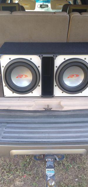 Photo 10 Alpine Type R and mini audiopipe 1500w amp 300$ obo