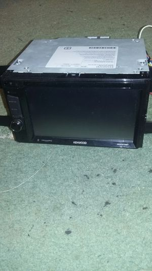Kenwood dvd receiver with Bluetooth for Sale in Victoria, VA