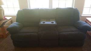 Quad Recliner Sofa & Loveseat Combo for Sale in Brandywine, MD