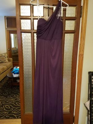 Plum bridesmaid dress for Sale in St. Louis, MO