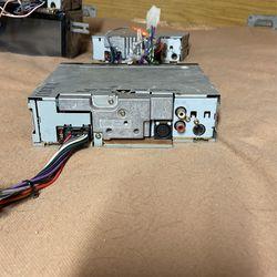 Kenwood Cassette Player Thumbnail