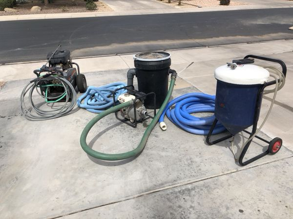 Pool Tile Cleaning Equipment Ma