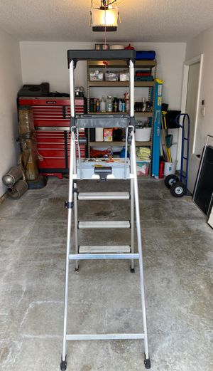 Photo 6 ft Cosco Signature Series Step Ladder 300 lds