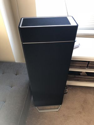 Definitive Technology BP9020 home theater speakers with A90 Dolby Atmos tops. for Sale in Alexandria, VA