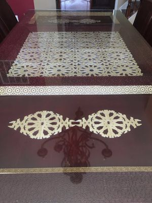 Nice Moroccan Dining table for Sale in Ashburn, VA