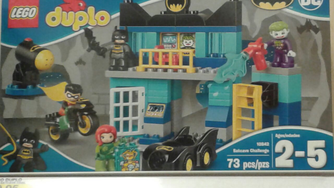BRAND new Batman Lego Duplo set