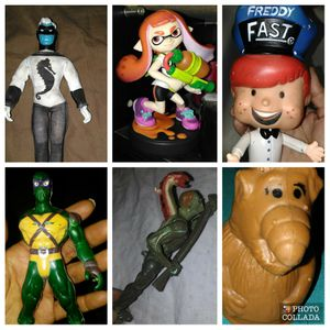 Vintage collectible toys for Sale in Fresno, CA