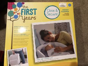 Infant Sleeper baby first year for Sale in Silver Spring, MD