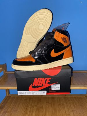 Photo Ds Shattered Backboard 3.0 Jordan 1 Sz 11