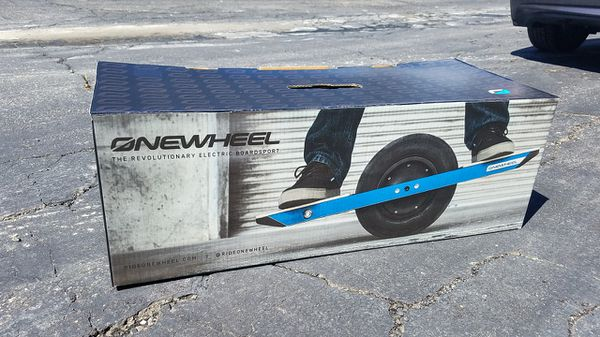 Onewheel - V1, 100% in working order with Charger and Box! for Sale in  Oceanside, CA - OfferUp