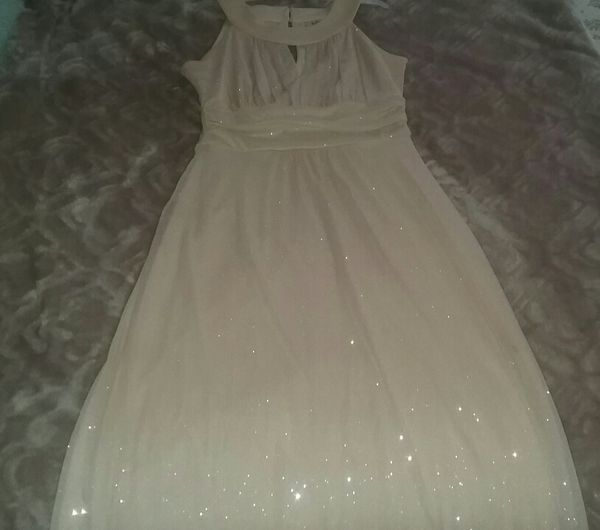 Nude Pink Partyprom Dress For Sale In Greensboro Nc Offerup
