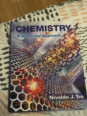 Chemistry fourth edition for Sale in Portland, OR