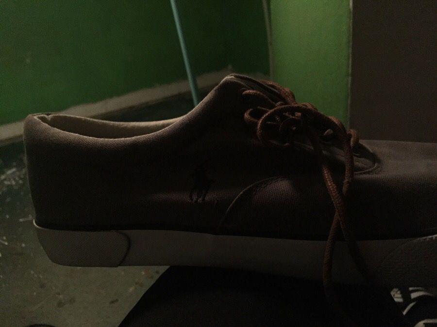Polo Ralph Lauren shoes size 13