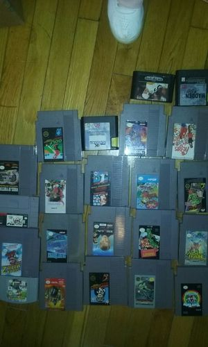 22 nintendo tapes for Sale in Silver Spring, MD