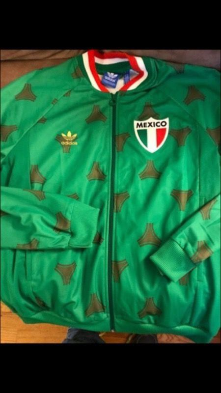 brand new 9cf62 fbb1a Adidas Originals Mexico track jacket XL for Sale in San Jose, CA - OfferUp