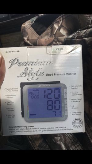 Blood pressure machine for Sale in Temple Hills, MD