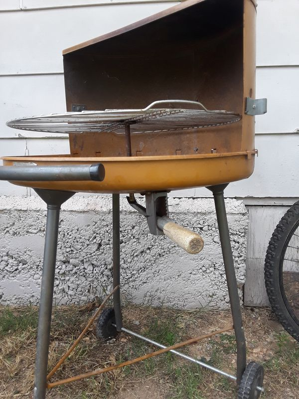 Vintage Charcoal Grill For Sale In Springfield Mo Offerup