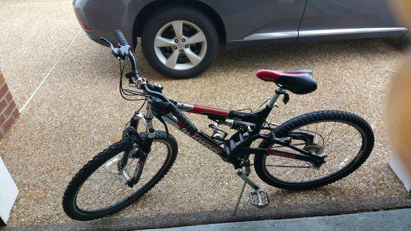 schwinn bike S-25 inch aluminum tube mountain bike (Bicycles) in ...