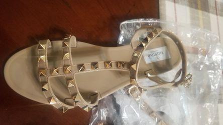 Luxury Studded Sandals Thumbnail