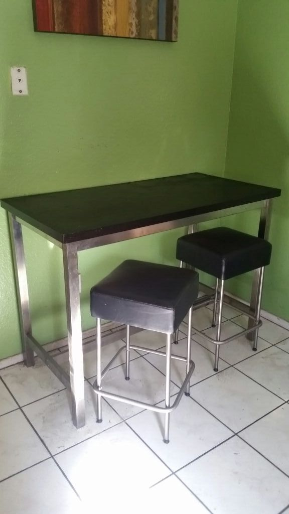 Ikea utby bar table barstools for sale in west covina ca offerup watchthetrailerfo