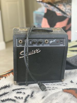 Photo Squier sp-10 22 watt