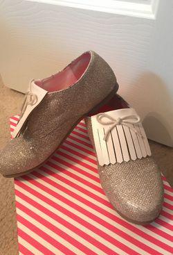 Billieblush Girls super cute shoes size 30 kids Thumbnail