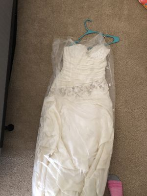 Wedding Dress Ball Gown Size 6 For Sale In Richmond VA