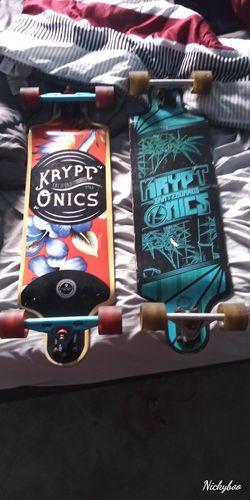 I'm selling 3 skate boards for $ 180 Thumbnail