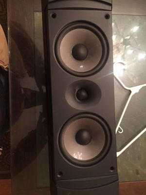 Infinity cc3 center speaker for Sale in Chevy Chase, DC