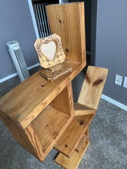 Wood shelves Thumbnail