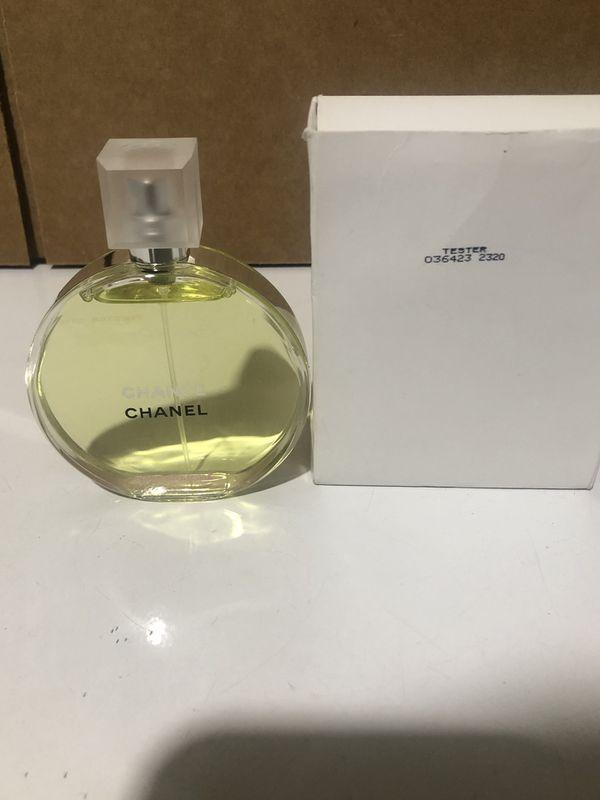 Chanel Chance Eau Fraiche Eau De Toilette 34 Oz Tester W Tester