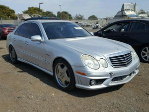 Parting out Mercedes E63 AMG for Sale in Rancho Cordova, CA