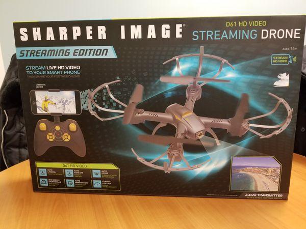 Sharper Image Streaming Drone For Sale In Pennsauken Township Nj