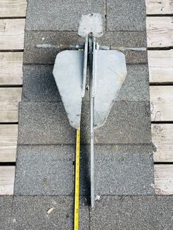 Boat Anchor Galvanized Slip Ring  Thumbnail