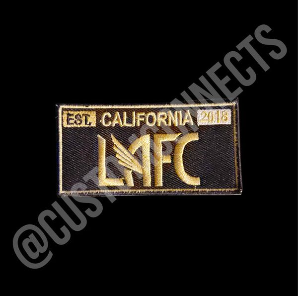 89f93f86d LAFC License Plate Patch for Sale in Los Angeles