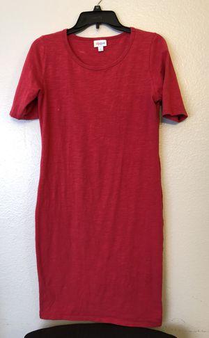 bd82223b5bb26 Lularoe large Julia feels like small  med for Sale in Las Vegas