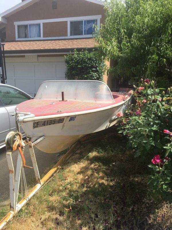 Boat And Trailer For Sale In Sacramento Ca Offerup