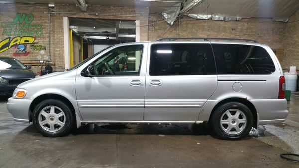 2002 Oldsmobile Silhouette Awd For Sale In Cicero Il Offerup