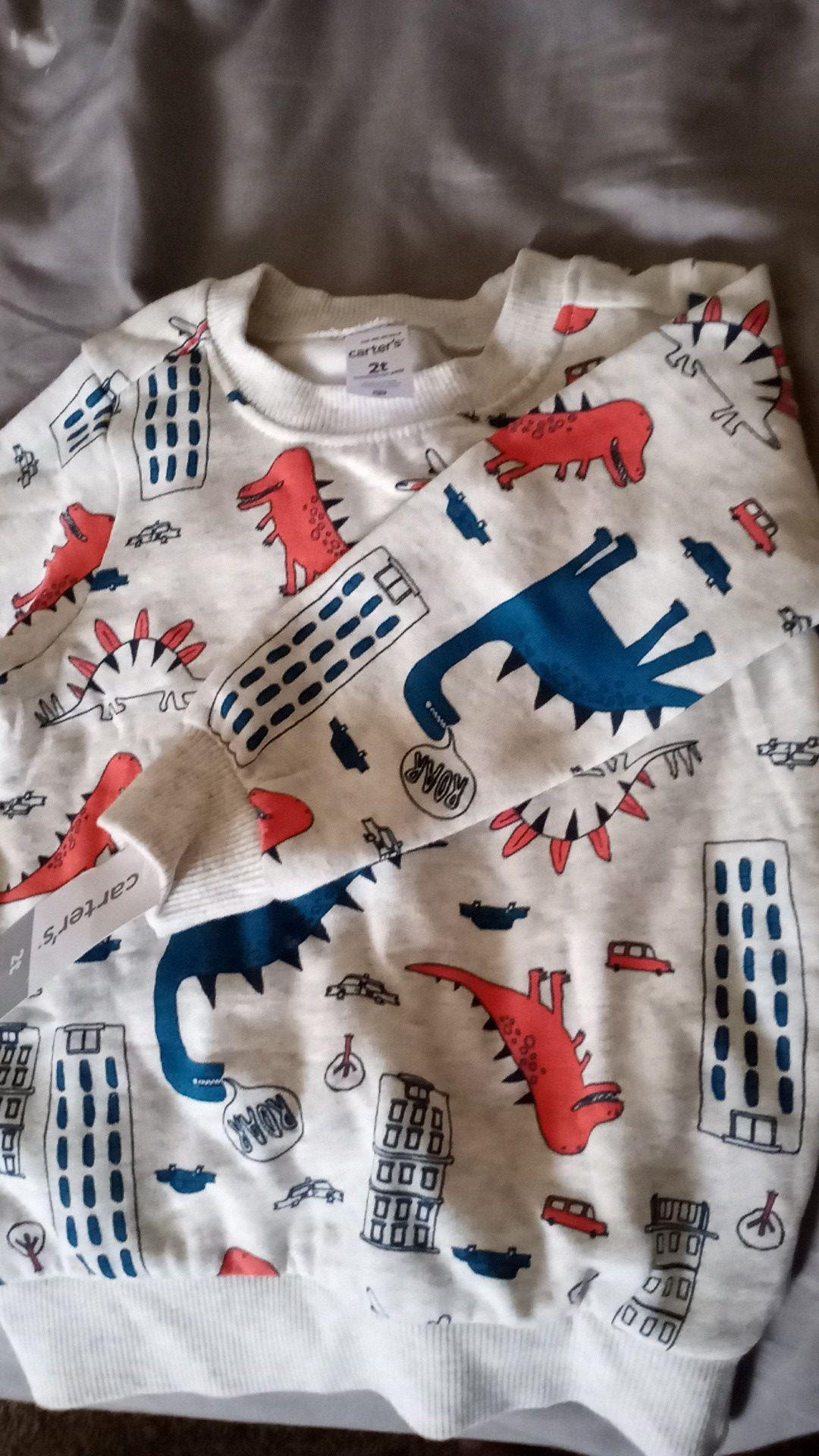 Boy dinosaur carters 2t