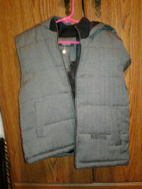Kenneth Cole jacket vest