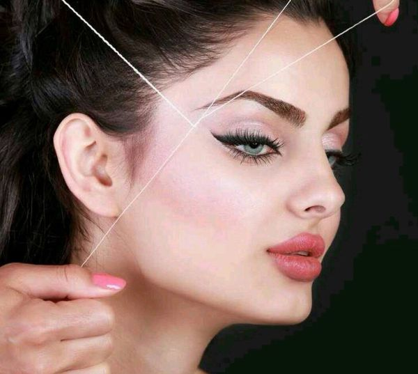 Free Eyebrow Tinting With Full Face Threading For Sale In Royal Palm