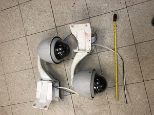 Security cameras. Pan/tilt. for Sale in Chicago, IL