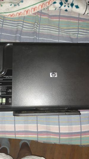 Photo Hp scanner copier printer and photo
