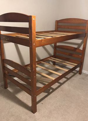 FREE Twin Bunk beds with twin mattresses for Sale in Davenport, FL